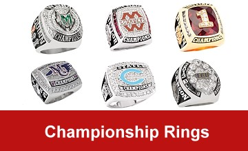 Texas School Products - Championship RIngs