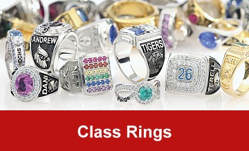Texas School Products - Class Rings