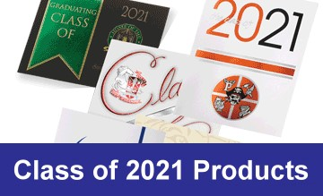 Texas School Products - Class of 2017 Products